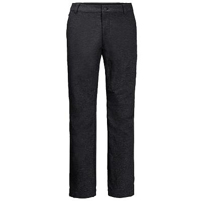 111c7ec6f6aa8 Jack Wolfskin Winter Travel Pants Men black 6000 - pánske nohavice ...