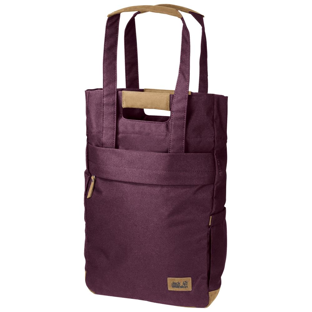 Táskák és hátizsákok Jack Wolfskin Piccadilly (2004004) Burgundy 2810