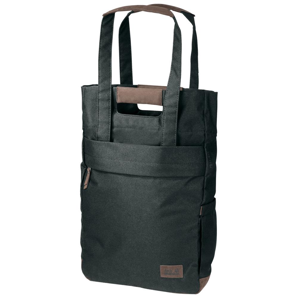 Táskák és hátizsákok Jack Wolfskin Piccadilly (2004004) greenish grey 6037