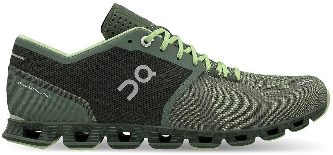 Pánské běžecké boty On Running Cloud X