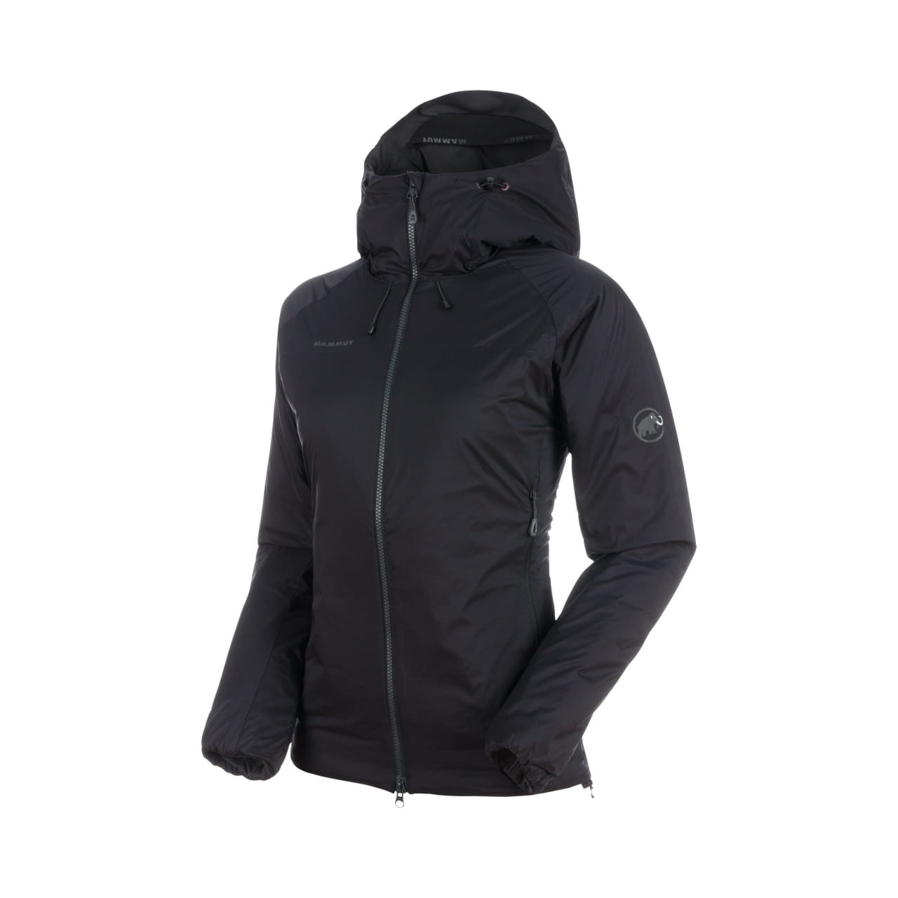 Kabátok Mammut Rime IN Flex Hooded Jacket Women
