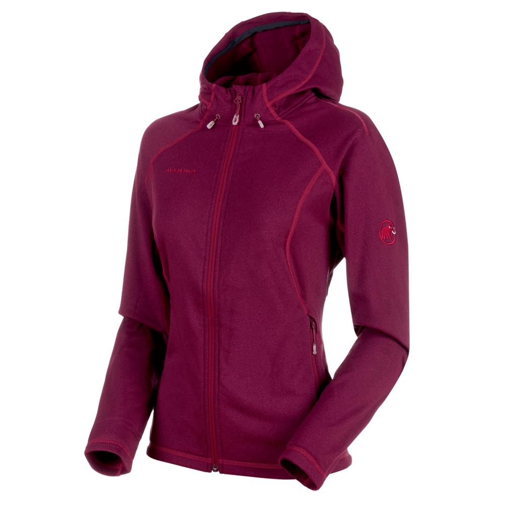 Kabátok Mammut Runbold ML Hooded Jacket Women