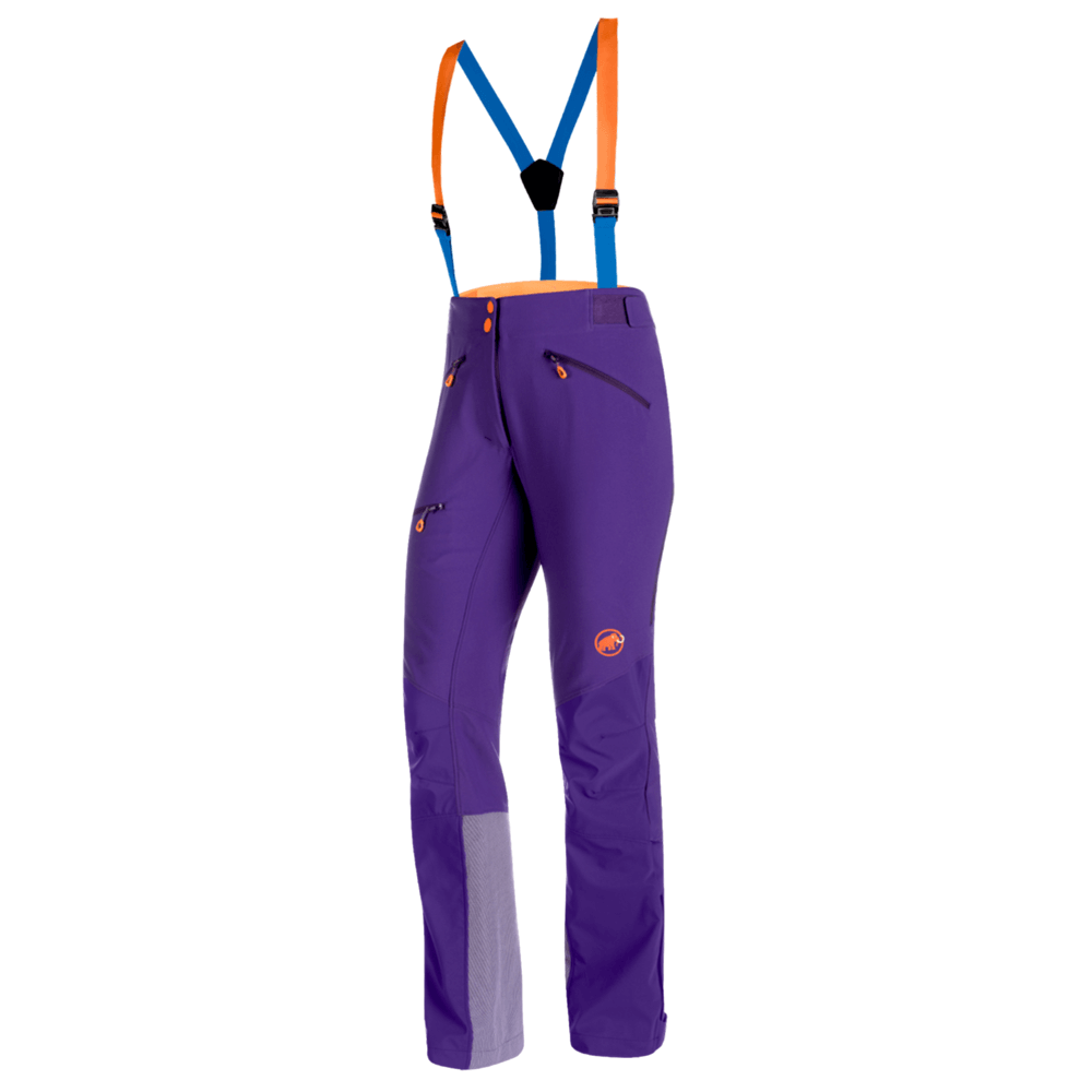 Nadrágok Mammut Eisfeld Guide SO Pants Women dawn