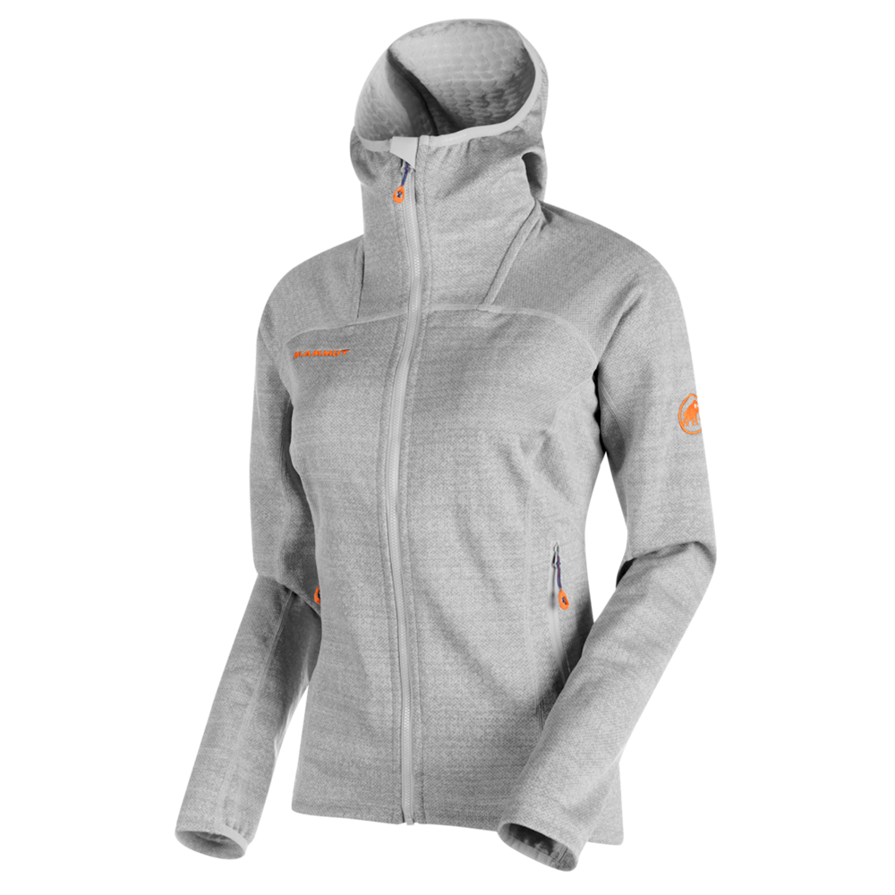 Kabátok Mammut Eiswand Guide ML Hooded Jacket Women 00103 marble