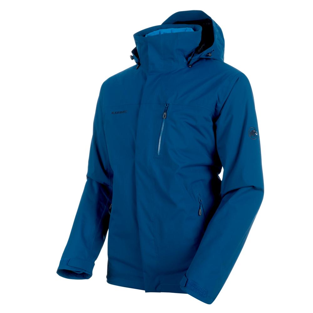 Kabátok Mammut Trovat Tour 3 in 1 HS Jacket Men 50103 ultramarine-imperial-phantom