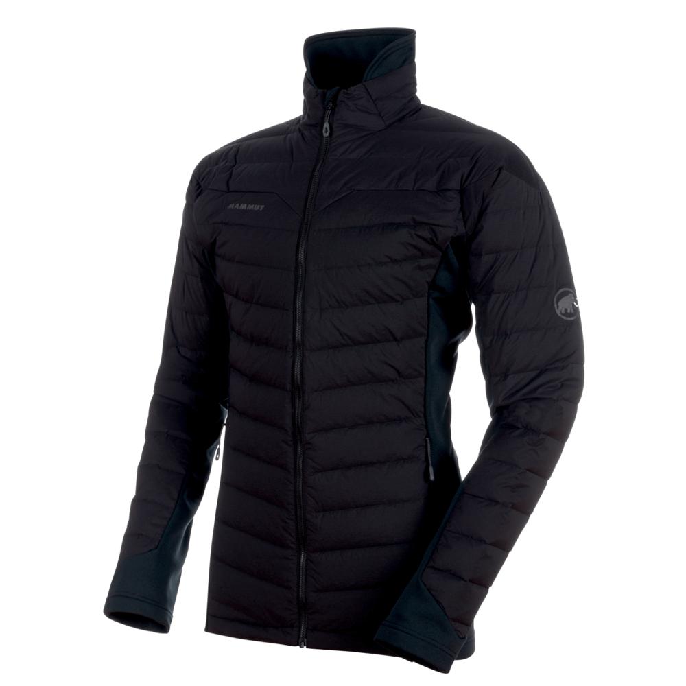 Kabátok Mammut Alyeska IN Flex Jacket Men black 0001
