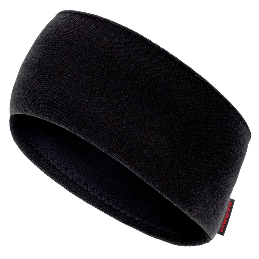 Čepice Mammut Tweak Headband 00093 black-magma