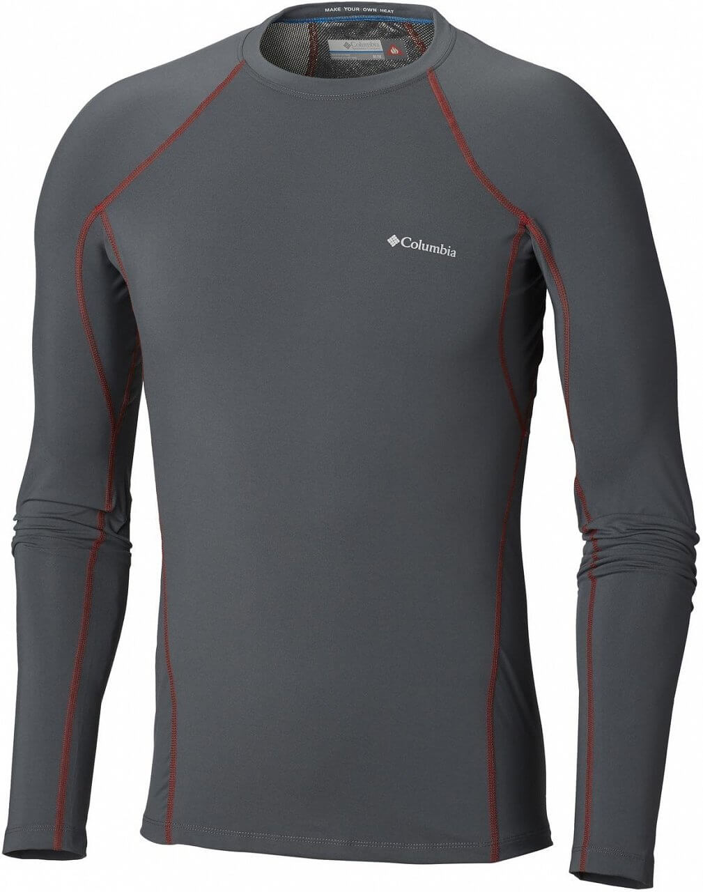 Pánské tričko Columbia Midweight Stretch Long Sleeve Top