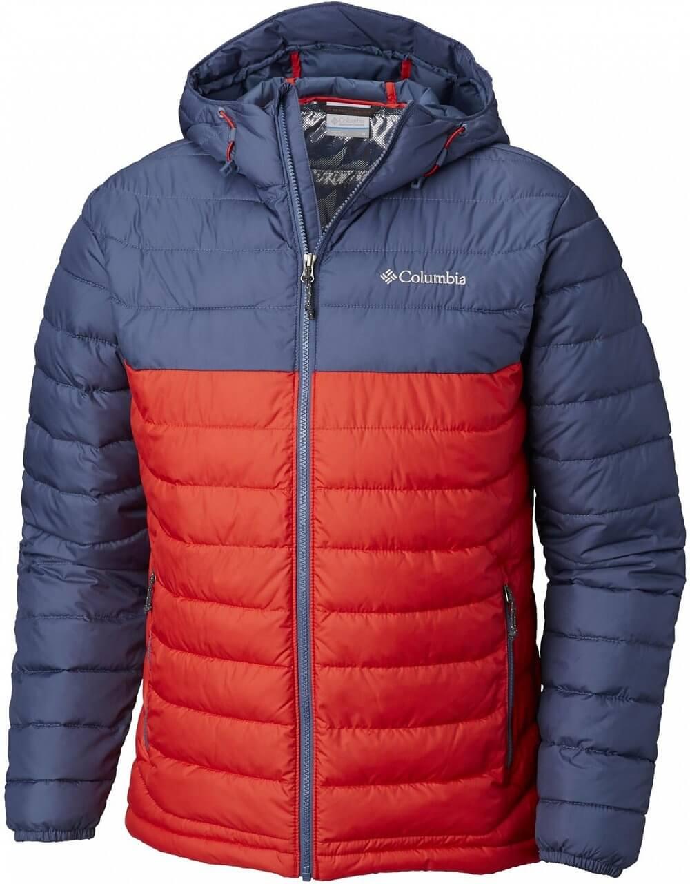 Pánská zimní bunda Columbia Powder Lite Hooded Jacket
