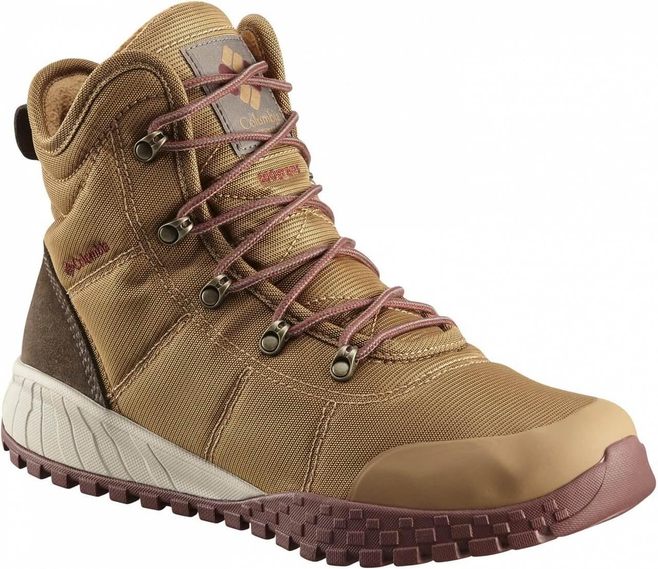 Pánská outdoorová obuv Columbia Fairbanks Omni-Heat