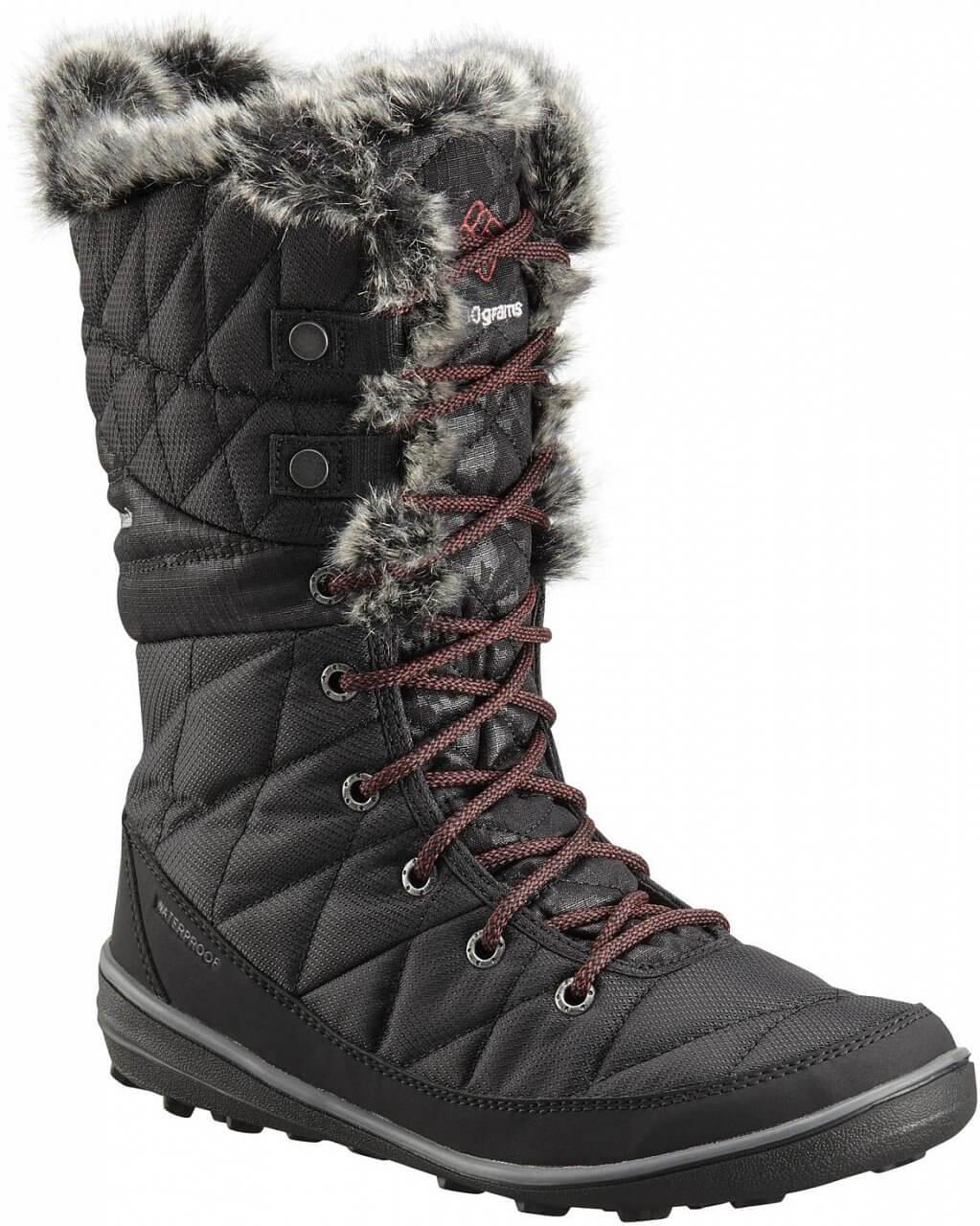 Dámská outdoorová obuv Columbia Heavenly Camo Omni-Heat