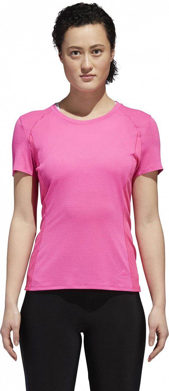 T-Shirts adidas Franchise Supernova Short Sleeve Tee Women