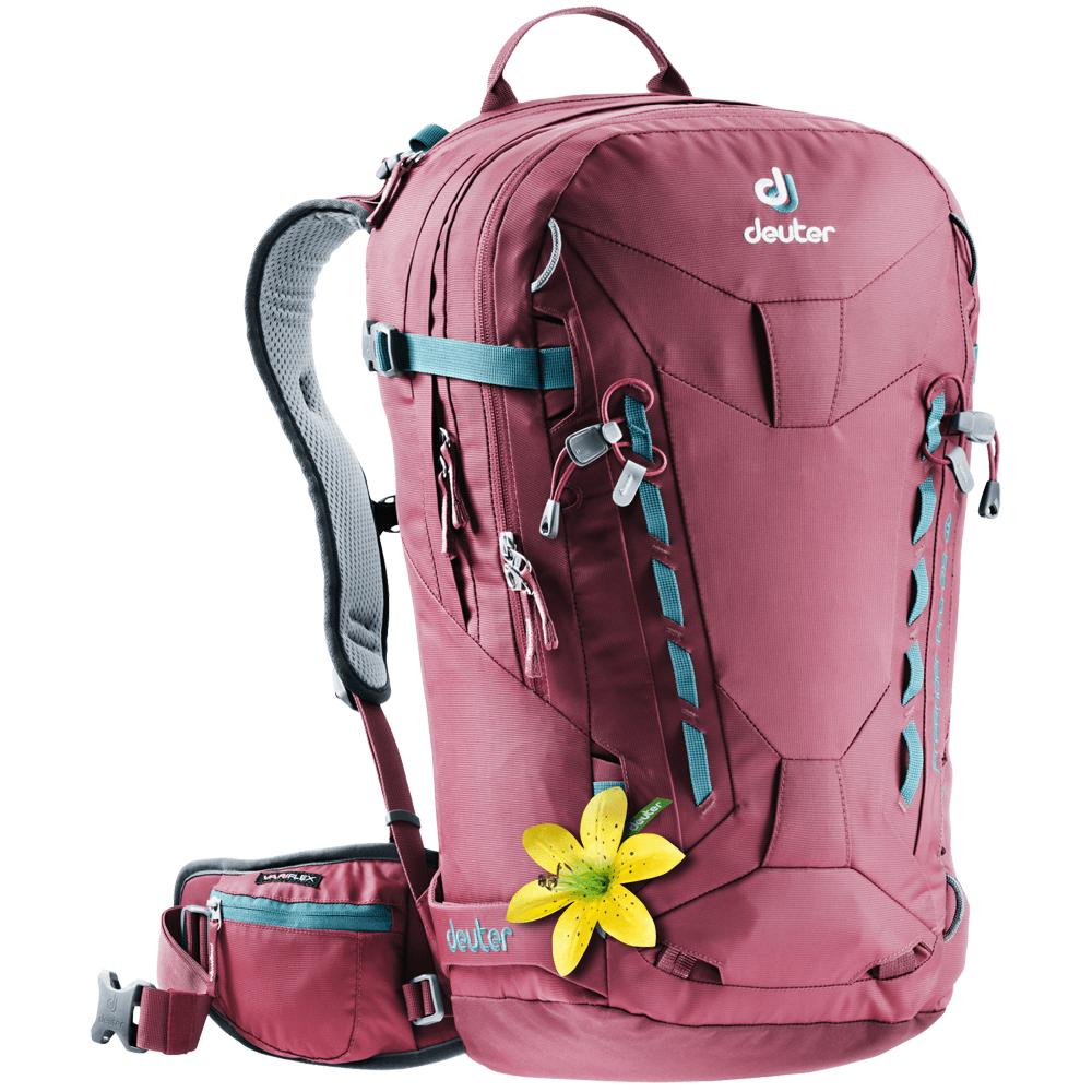 Taschen und Rucksäcke Deuter Freerider Pro 28 SL (3303317) Maron