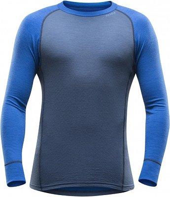 Pánske tričko s dlhým rukávom Devold Vision Man Shirt