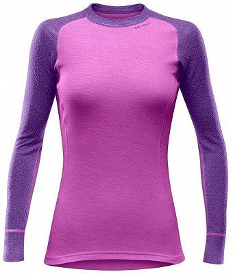 Dámské tričko s dlouhým rukávem Devold Vision Woman Shirt