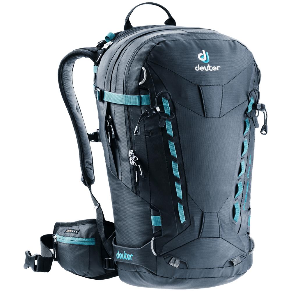 Taschen und Rucksäcke Deuter Freerider Pro 30 (33003417) Black