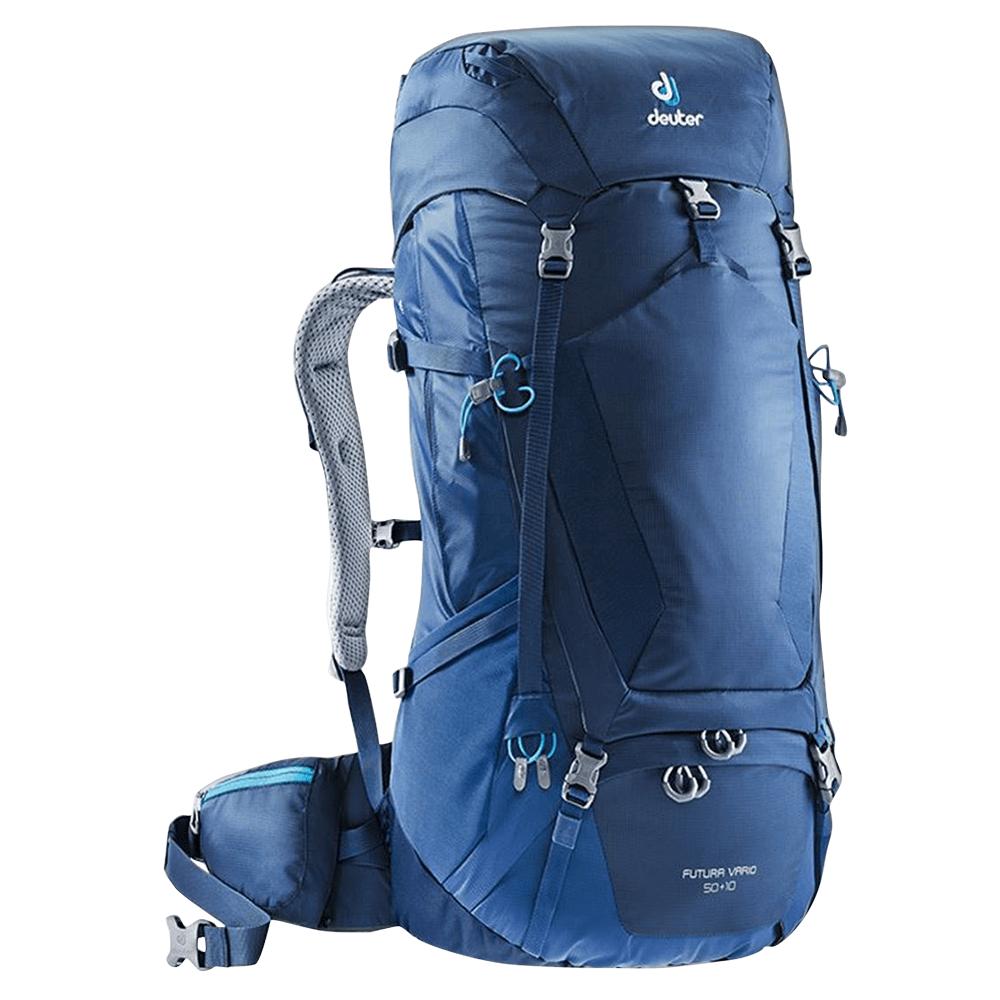 Taschen und Rucksäcke Deuter Futura Vario 50 + 10 midnight-steel
