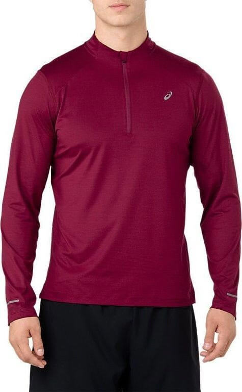 T-Shirts Asics LS 1/2 Zip Jersey