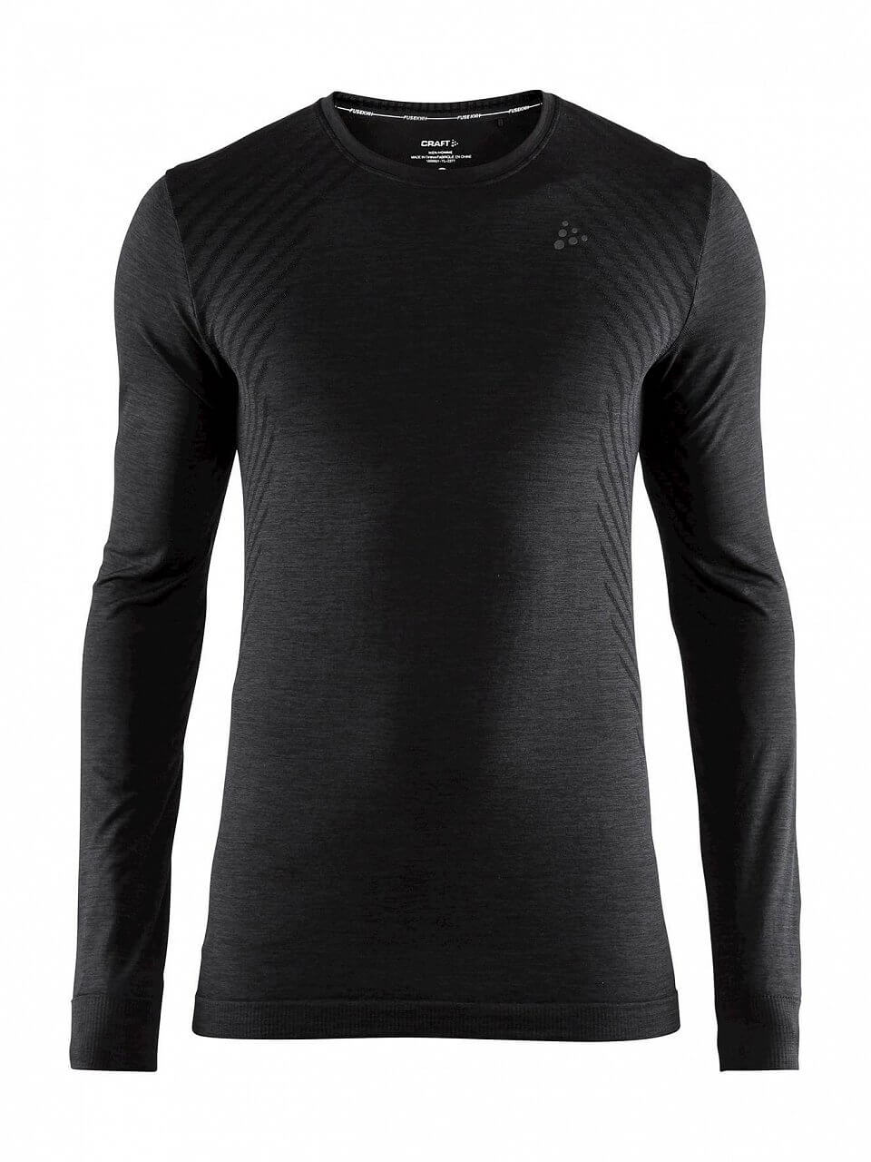 T-Shirts Craft Triko Fuseknit Comfort LS