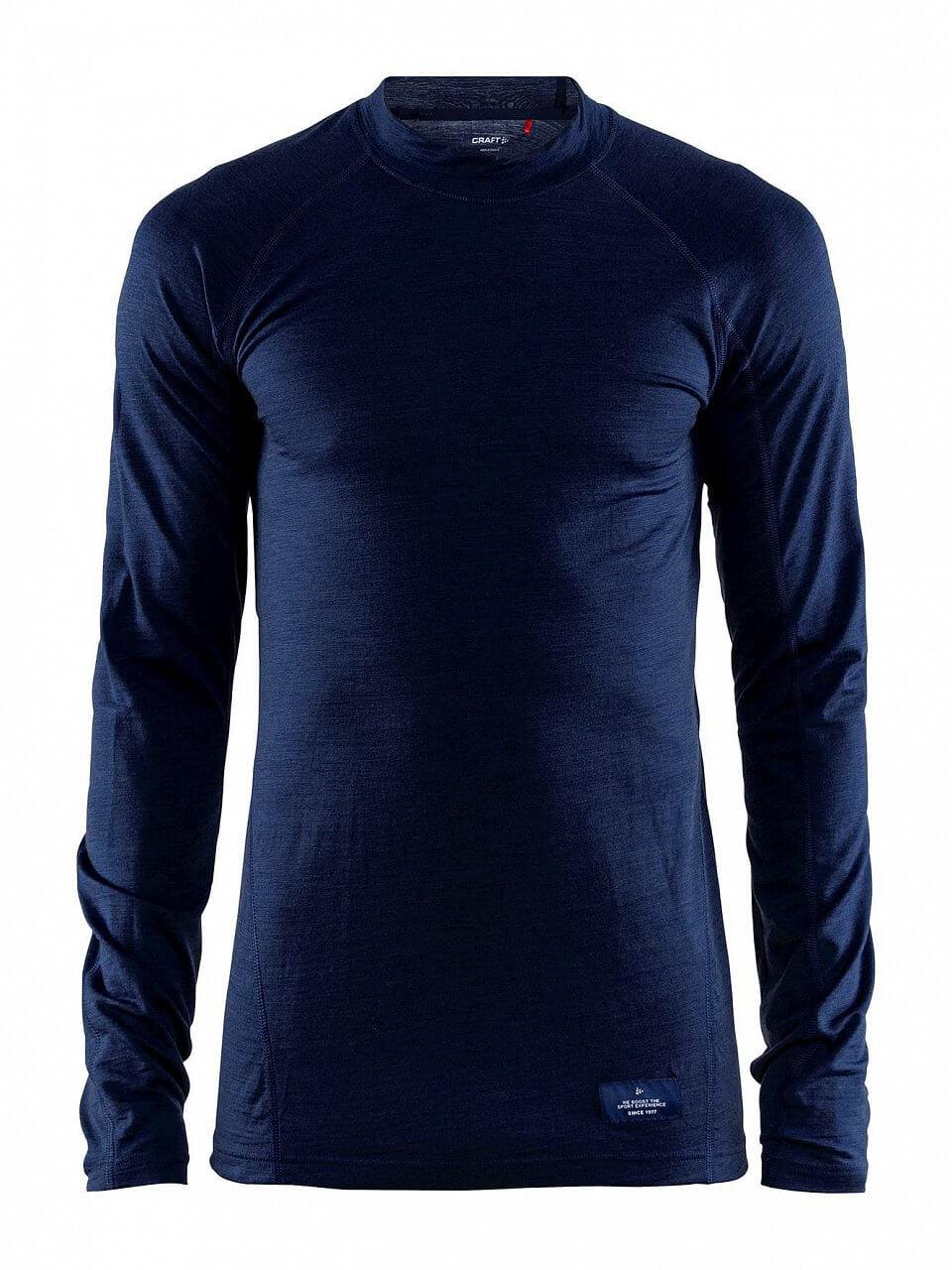 T-Shirts Craft Triko Merino Lightweight