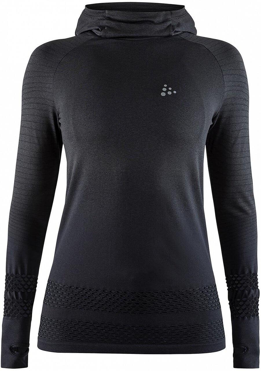 Sweatshirts Craft Mikina Core Fuseknit Hood