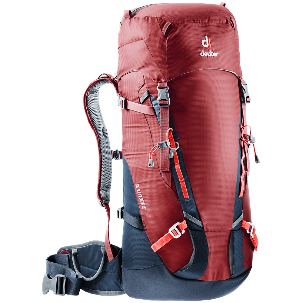 Taschen und Rucksäcke Deuter Guide Lite 32 (3360117) Cranberry-navy