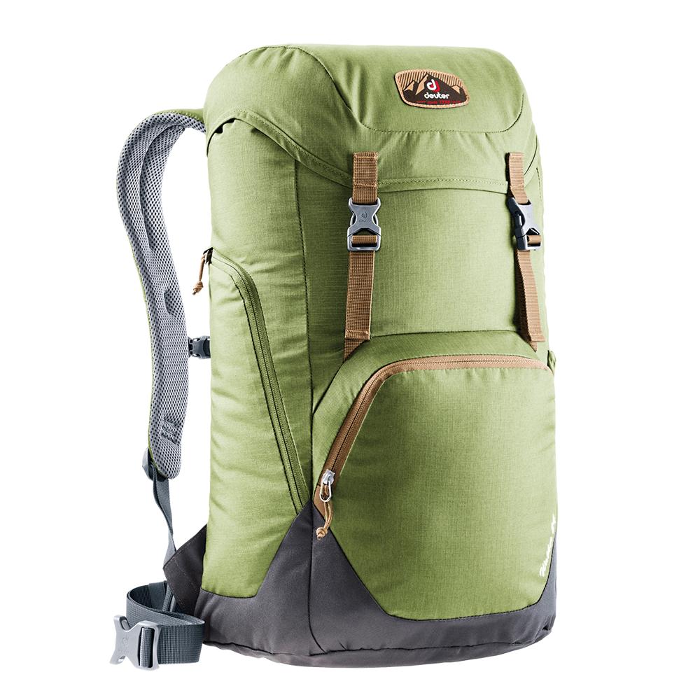 Taschen und Rucksäcke Deuter Walker 24 Pine-graphite