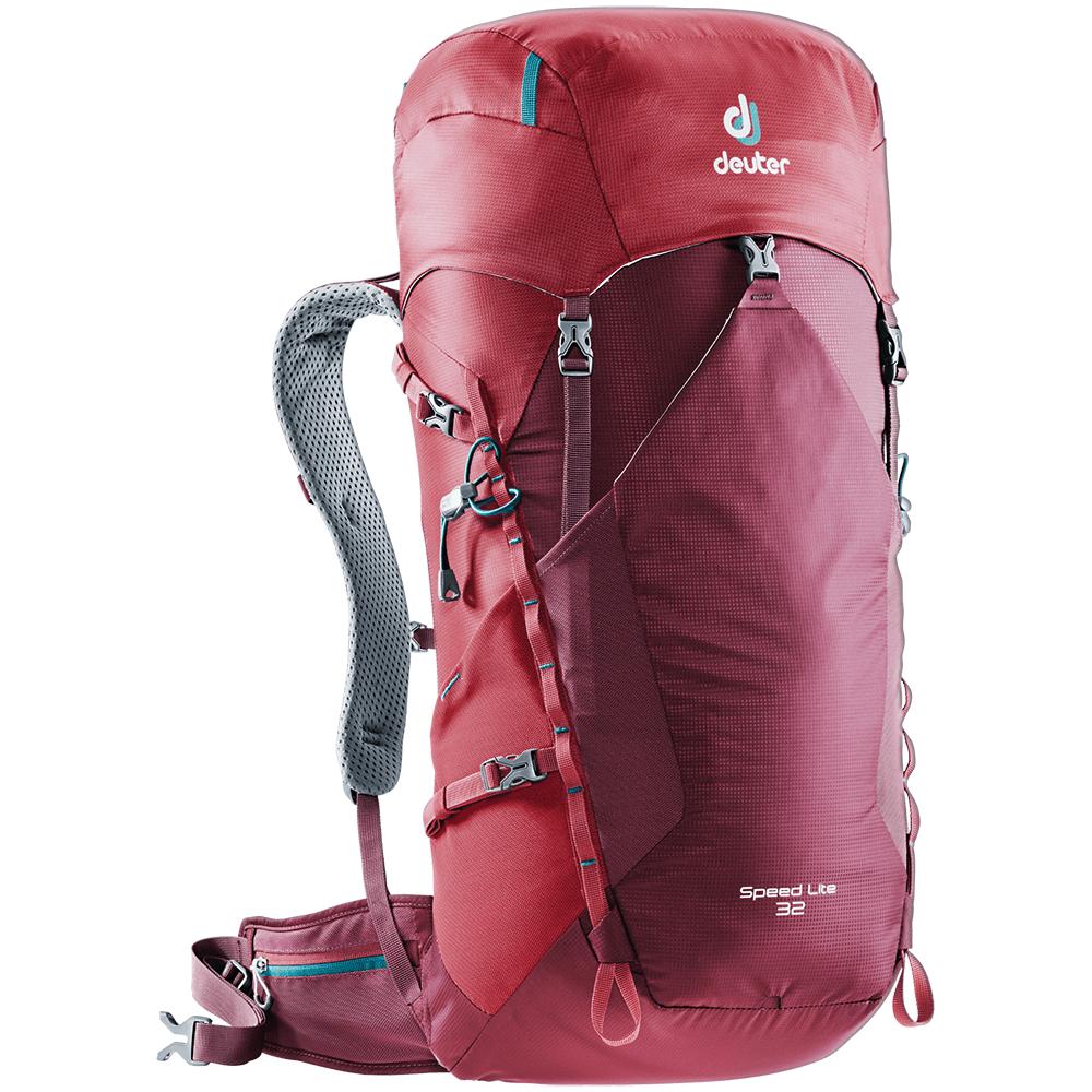 Taschen und Rucksäcke Deuter Speed Lite 32 maron-cranberry