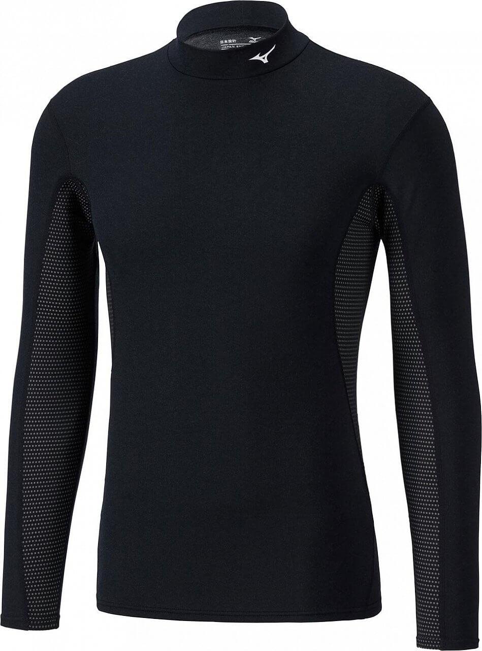 Pánské sportovní tričko Mizuno Mid Weight High Neck