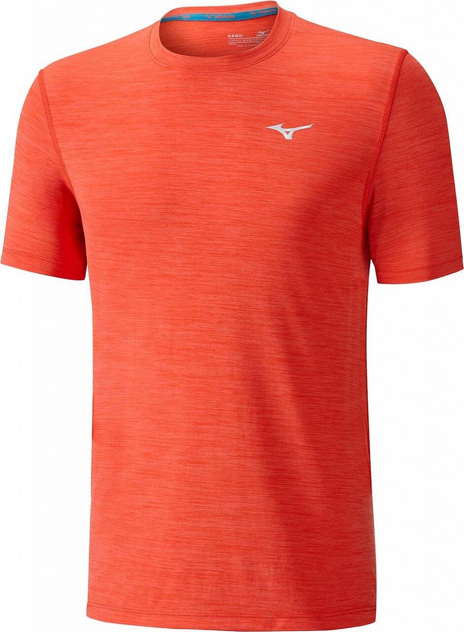 Pánské běžecké tričko Mizuno Impulse Core Tee