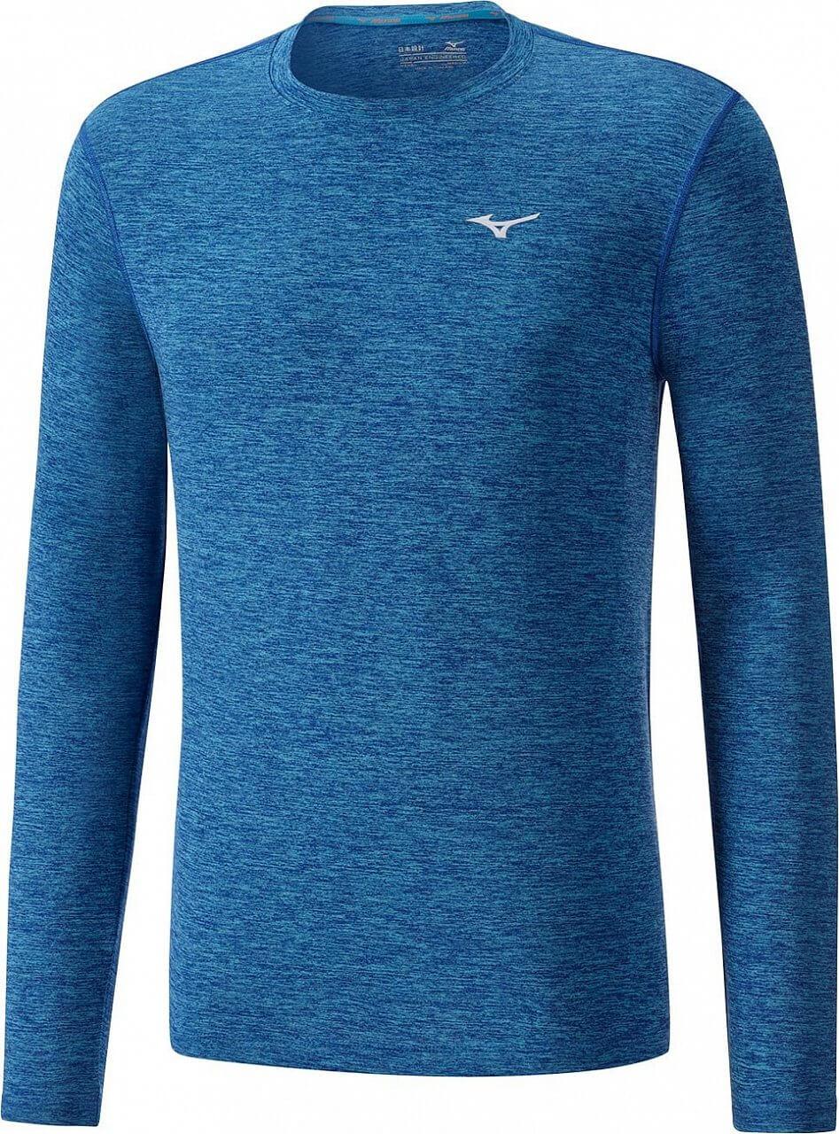 Pánské sportovní tričko Mizuno Impulse Core LS Tee