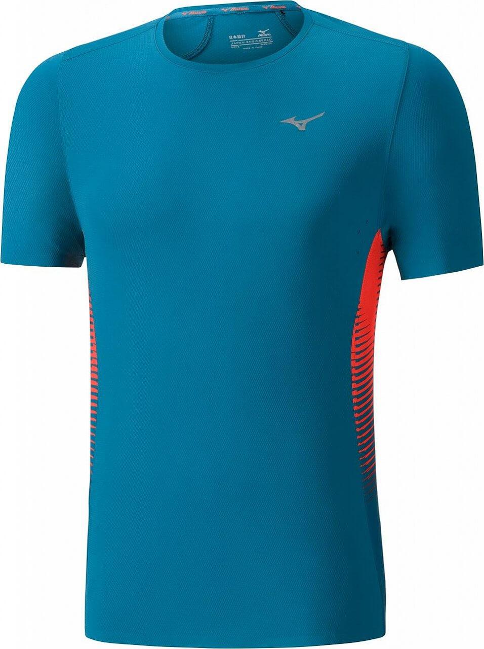Pánské běžecké tričko Mizuno Aero Tee
