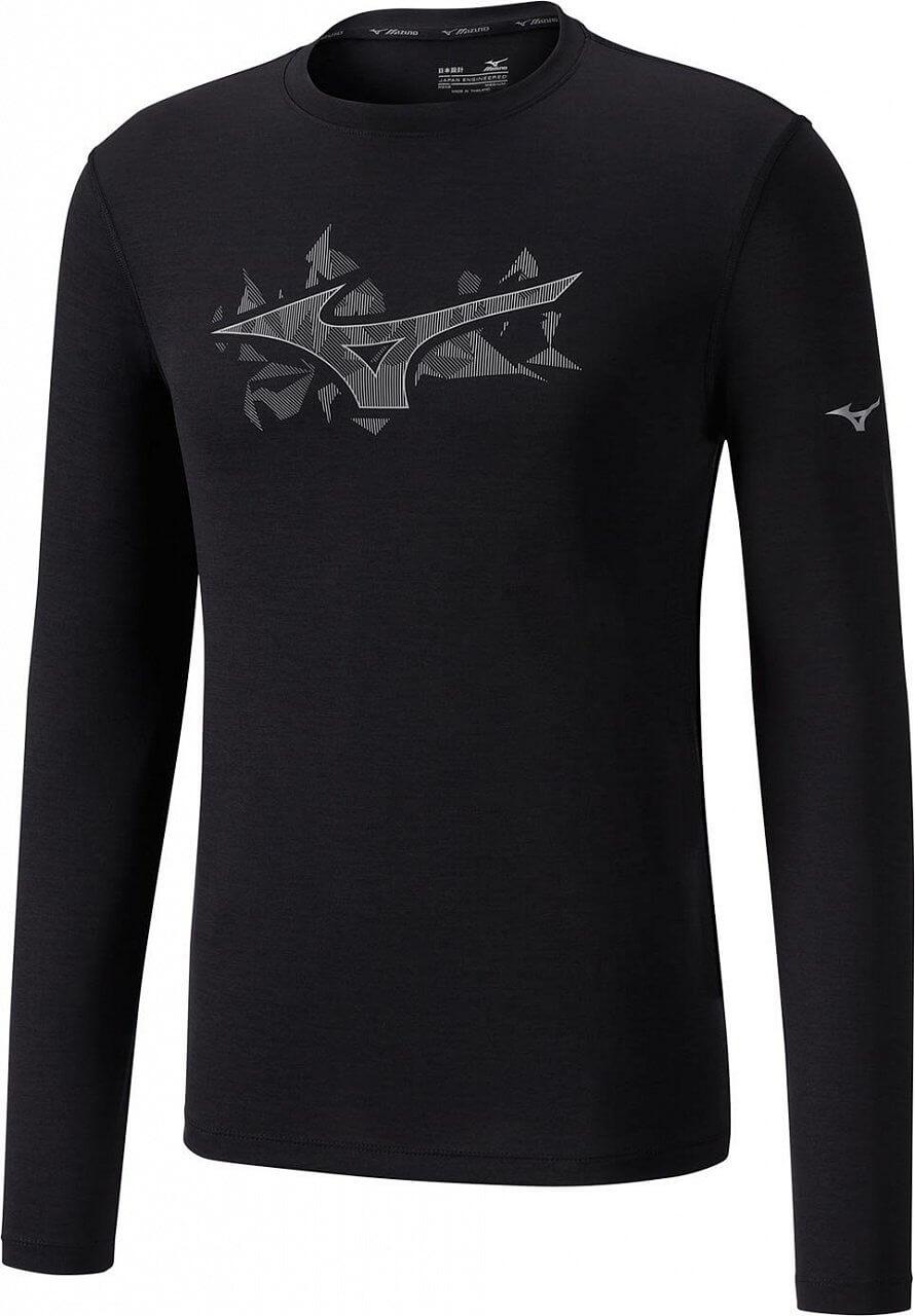 T-Shirts Mizuno Impulse Core Graphic LS Tee
