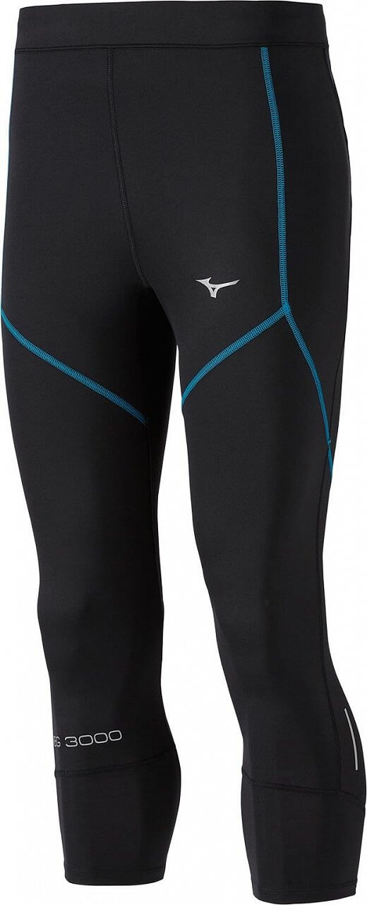 Pánské běžecké kalhoty Mizuno BG3000 3/4 Tight