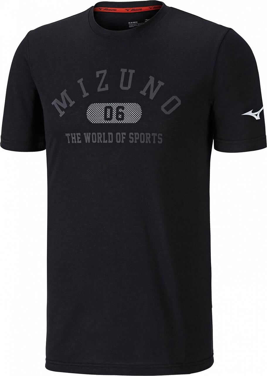 Pánské sportovní tričko Mizuno Heritage 1906 Tee