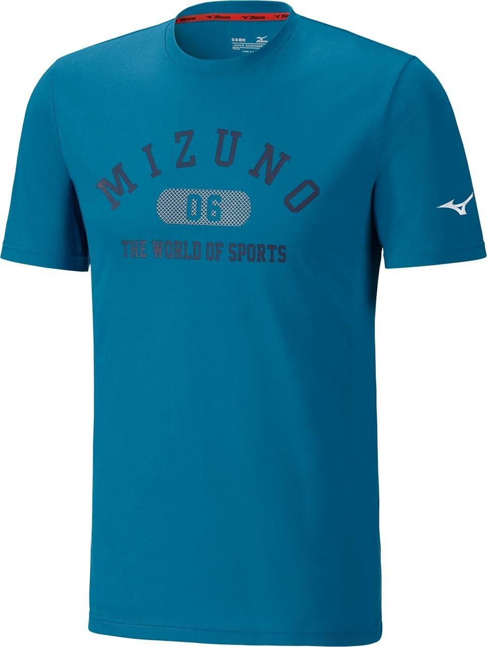 T-Shirts Mizuno Heritage 1906 Tee