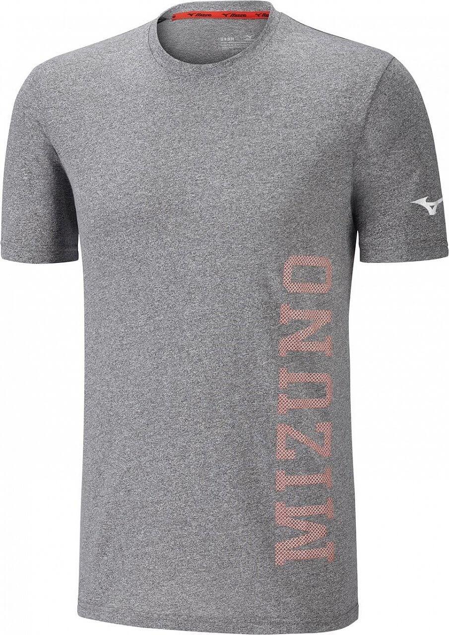 Pánské sportovní tričko Mizuno Heritage Graphic Tee