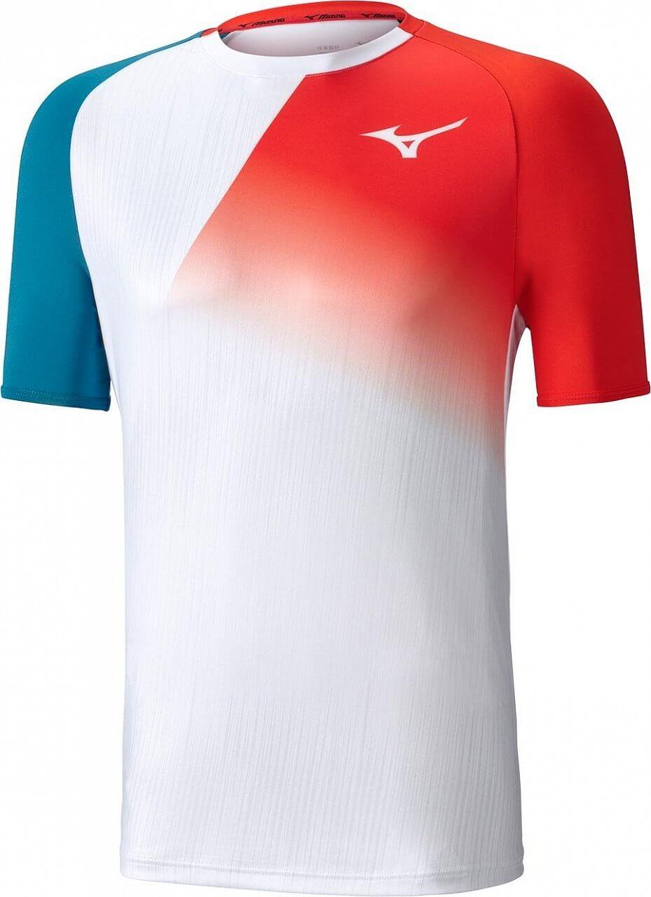 Pánské tenisové tričko Mizuno Shadow Tee