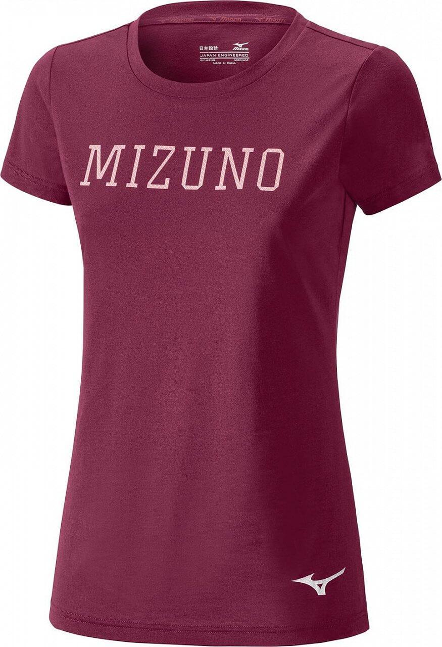 T-Shirts Mizuno Heritage Graphic Tee
