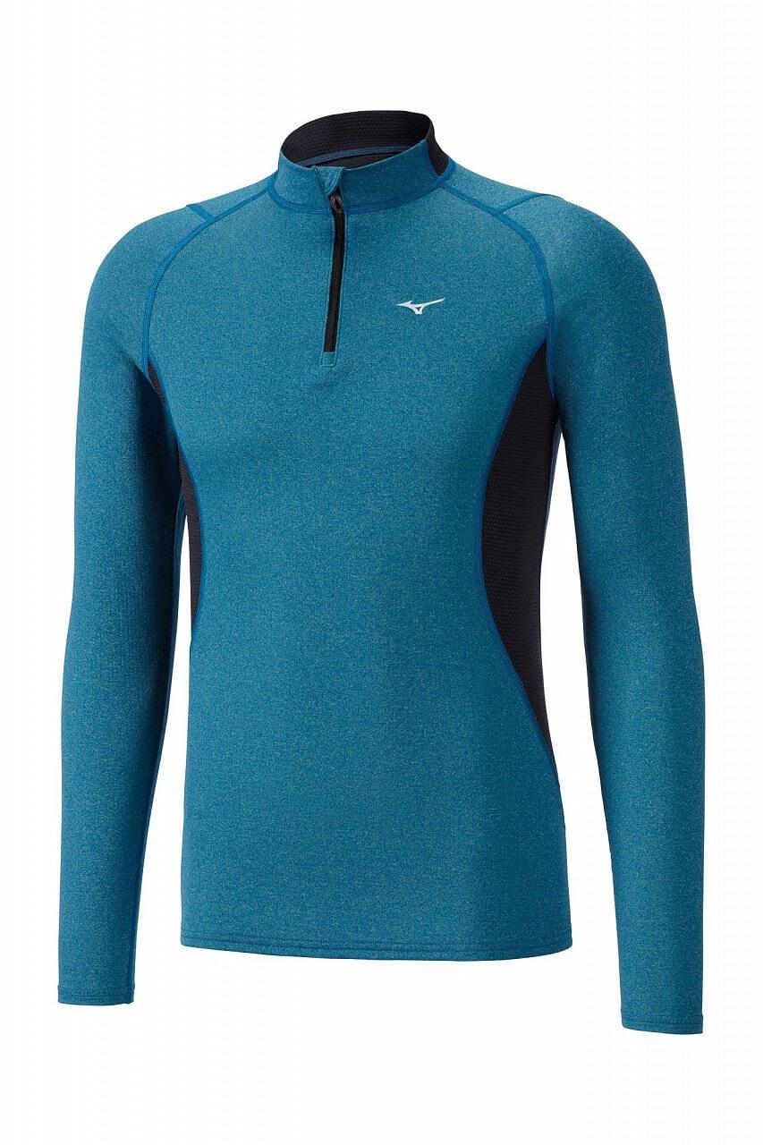 Pánské sportovní tričko Mizuno Wool H/Z