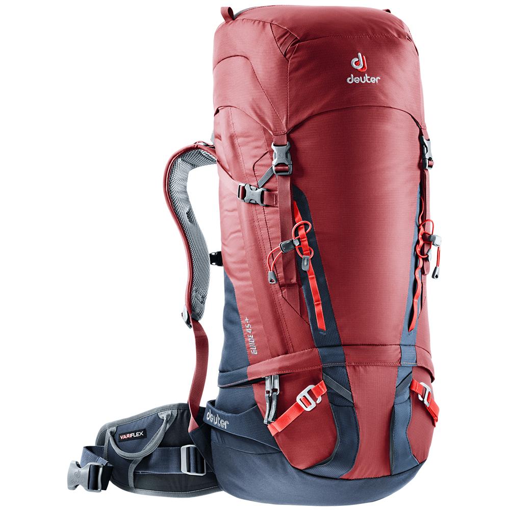 Taschen und Rucksäcke Deuter Guide 45+ (3361317) Cranberry-navy