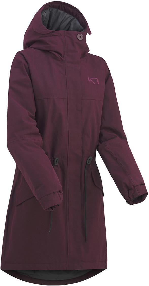 Dámský zateplený kabát Kari Traa Gjerde Parka