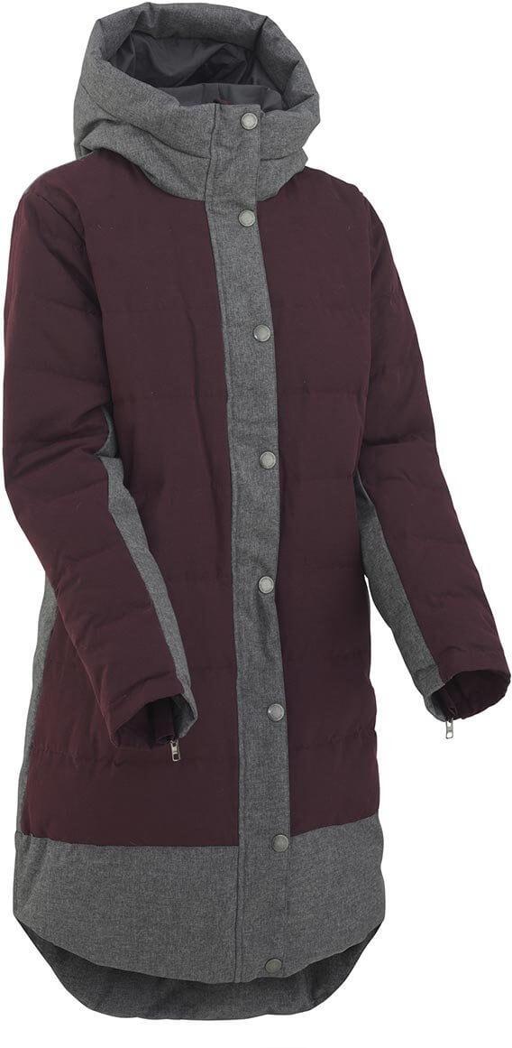 Dámský péřový kabát Kari Traa Songve Parka
