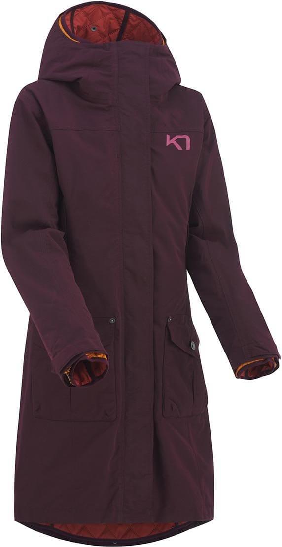 Dámský sportovní kabát 3 v 1 Kari Traa Dalane Parka