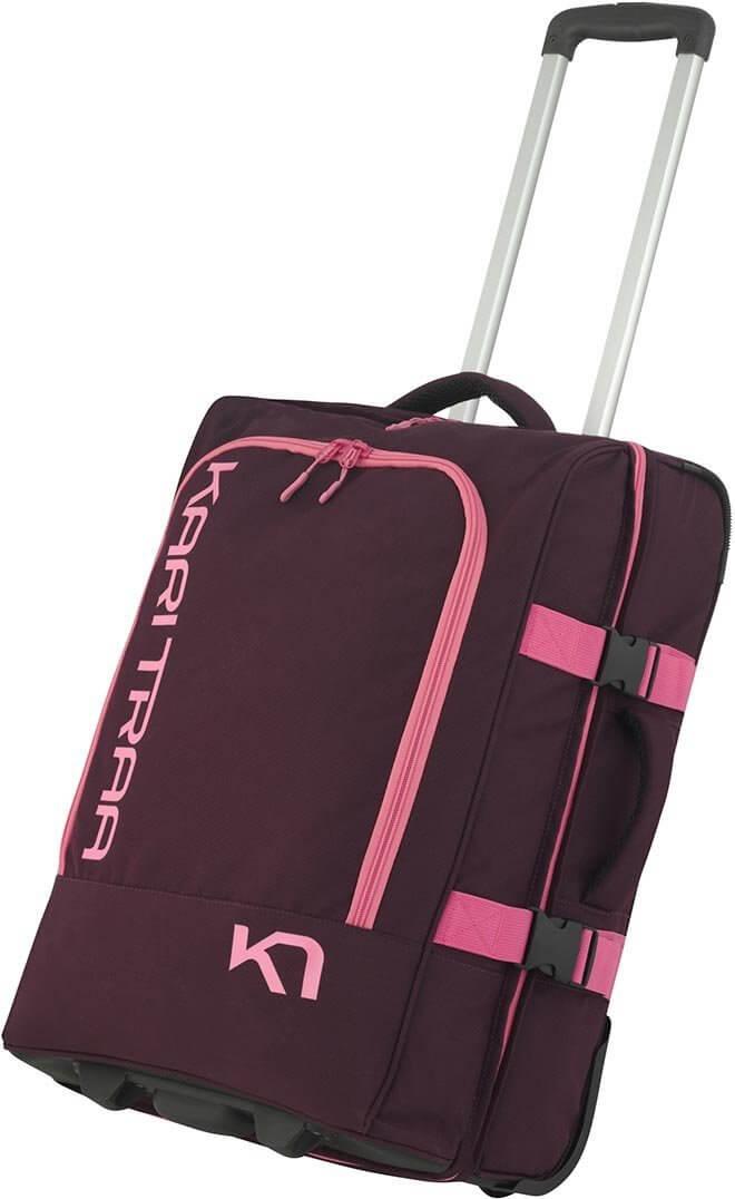 06b52d98a1 Dámská cestovní taška na kolečkách