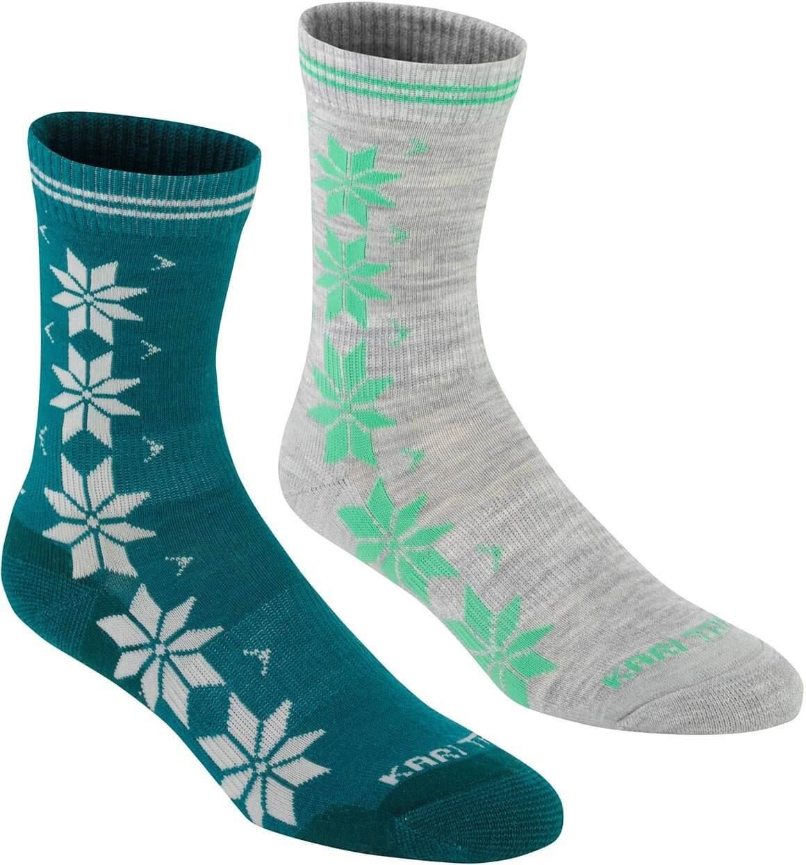 Dámské sportovní ponožky Kari Traa Vinst Wool Sock 2pk