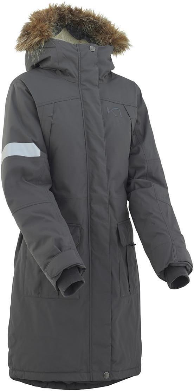 Dámský péřový kabát Kari Traa Himle Parka