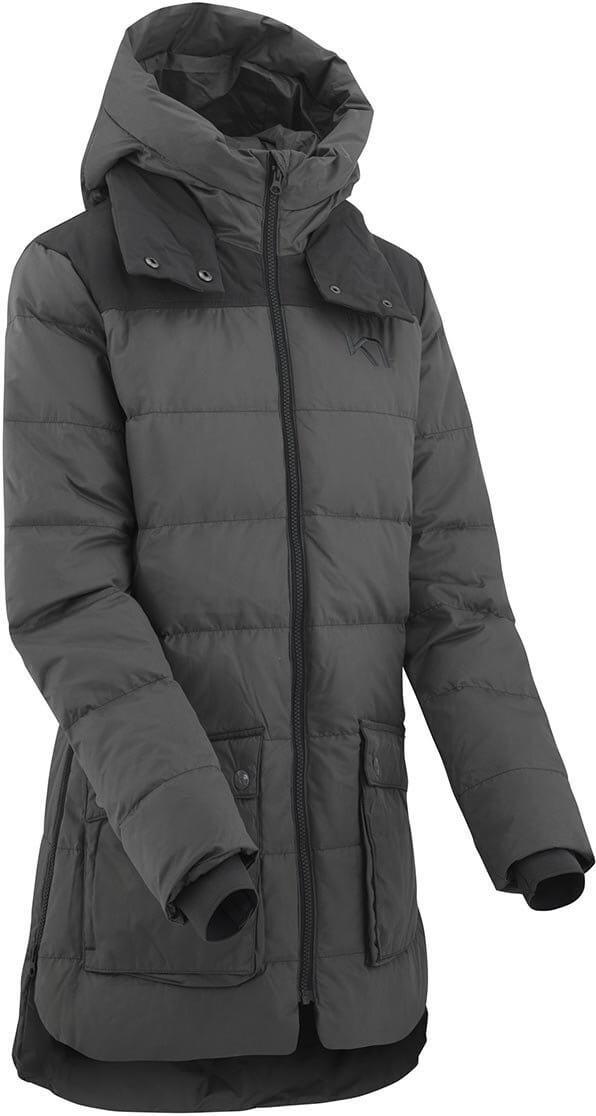 Dámský péřový kabát Kari Traa Røthe Parka