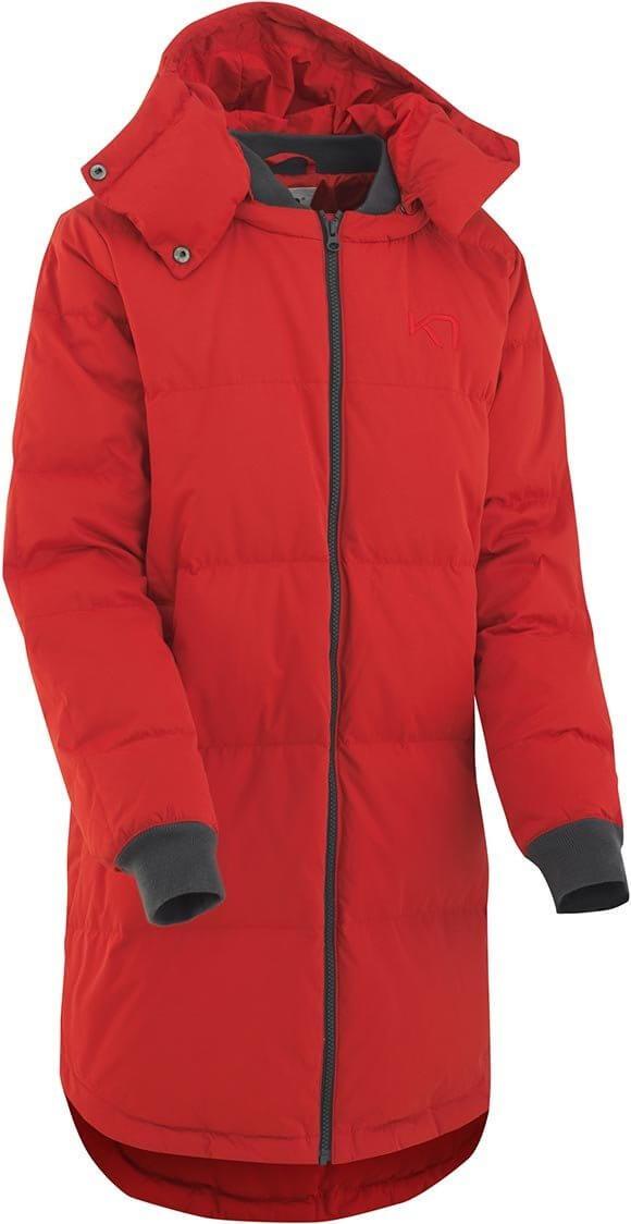Dámský péřový kabát Kari Traa Seim Parka
