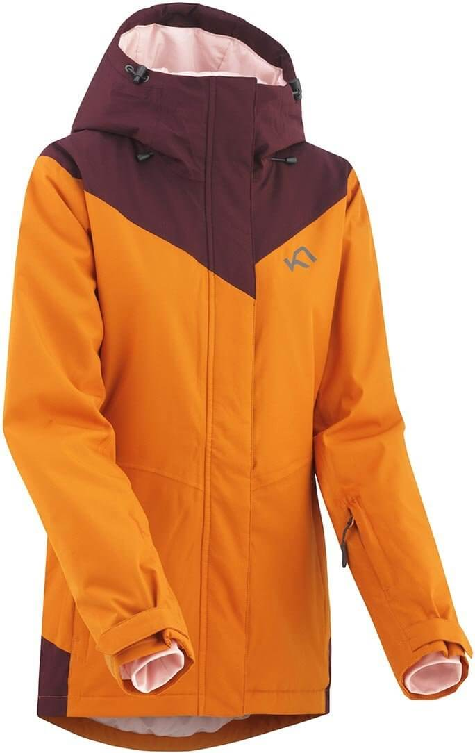 Dámská lyžařská bunda Kari Traa Front Flip Jacket